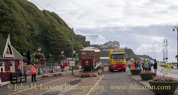 The Manx Electric Railway - July 30, 2018