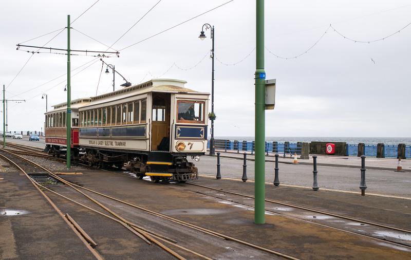 The Manx Electric Railway - June 16, 2018