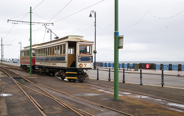 The Manx Electric Railway - June 16, 2018