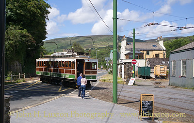 The Snaefell Mountain Railway - June 16, 2018