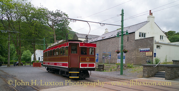 The Snaefell Mountain Railway - June 15, 2018