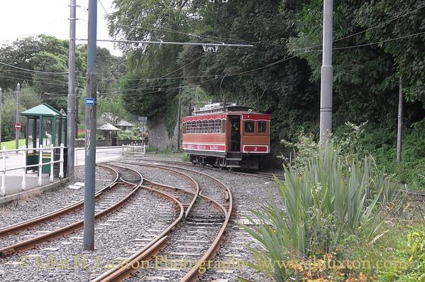 The Snaefell Mountain Railway - 2016
