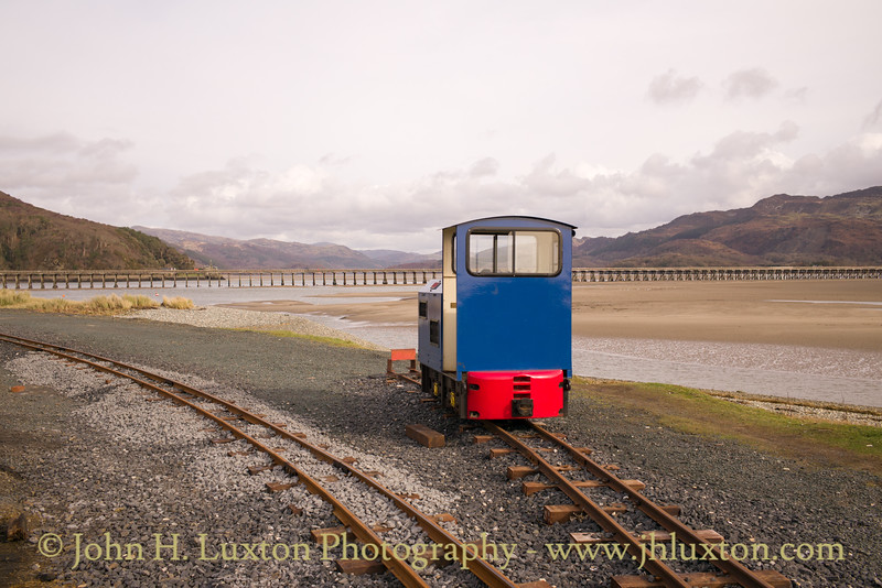 Fairbourne Railway, February 16, 2018