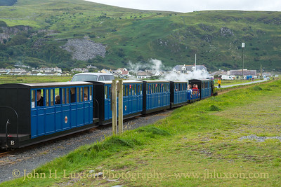 Fairbourne Railway, August 06, 2020