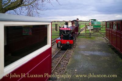 Windmill Farm Railway - November 17, 2017