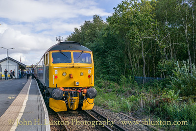 Branch Line Society: Wirral Squirrel - October 03, 2021