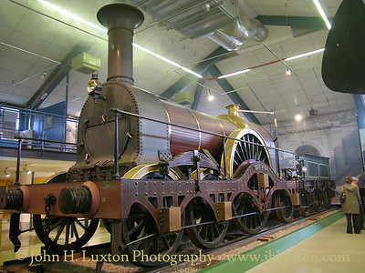GWR Iron Duke at Bristol Maritime Heritage Centre
