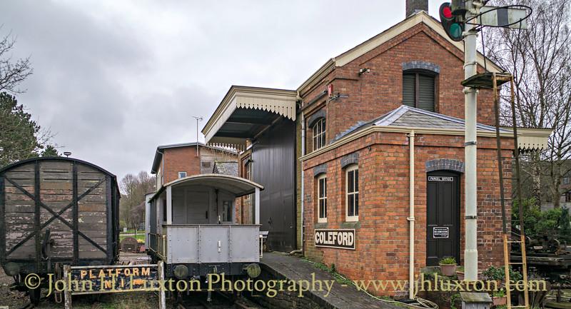 The Great Western Railway Museum Coleford - December 30, 2018