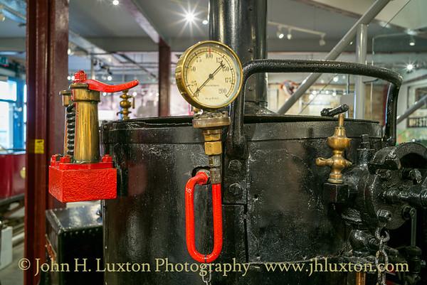The Narrow Gauge Railway Museum, Tywyn - February 22, 2020