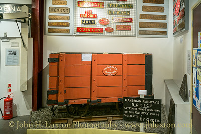 The Narrow Gauge Railway Museum, Tywyn - February 22, 2020