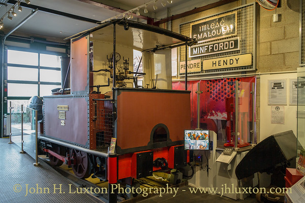 The Narrow Gauge Railway Museum, Tywyn - February 19, 2019