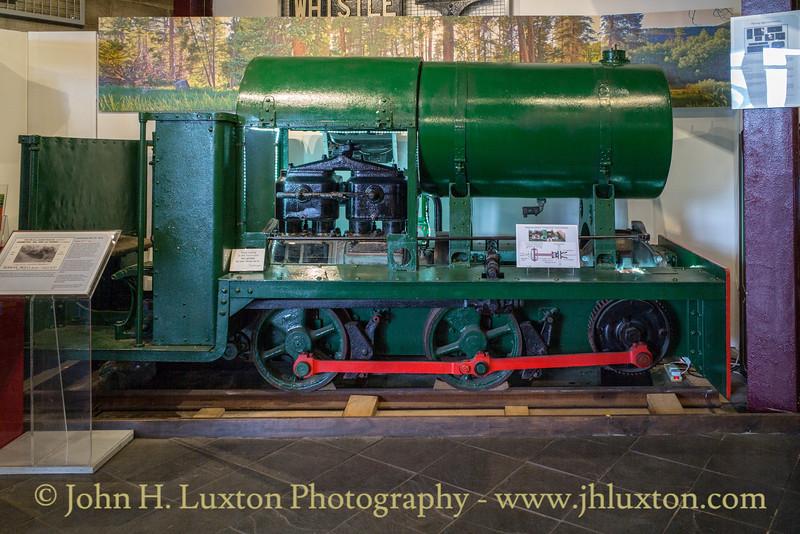The Narrow Gauge Railway Museum, Tywyn - February 19, 2019