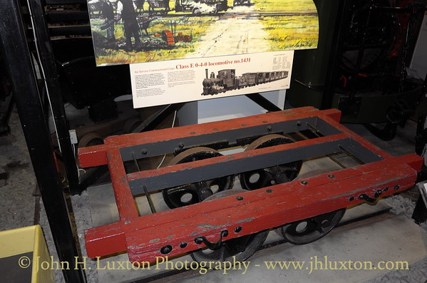 The Narrow Gauge Railway Museum, Tywyn - July 28, 2014