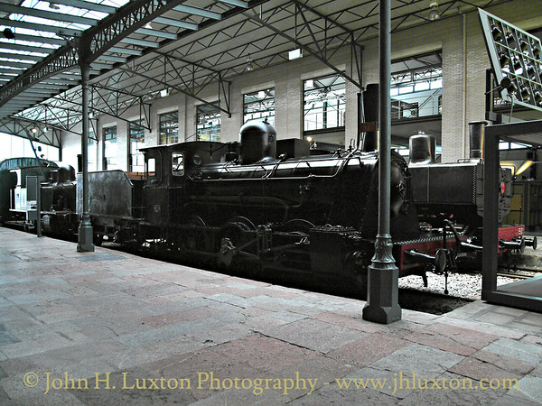 The Asturias Railway Museum - Gijón, Spain - 2010