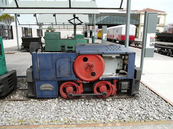 The Asturias Railway Museum - Gijón, Spain - 2010