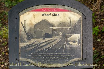 Cromford and High Peak Railway: High Peak Junction