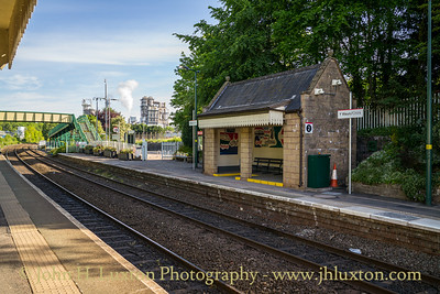 Glyn Valley Tramway, Chirk Station, May 20, 2020