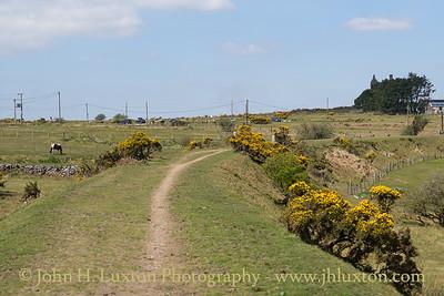Liskeard and Caradon Railway, Minions, Cornwall - April 19, 2017
