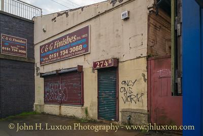 Sefton Park Station, Smithdown Road, Liverpool - April 11, 2020