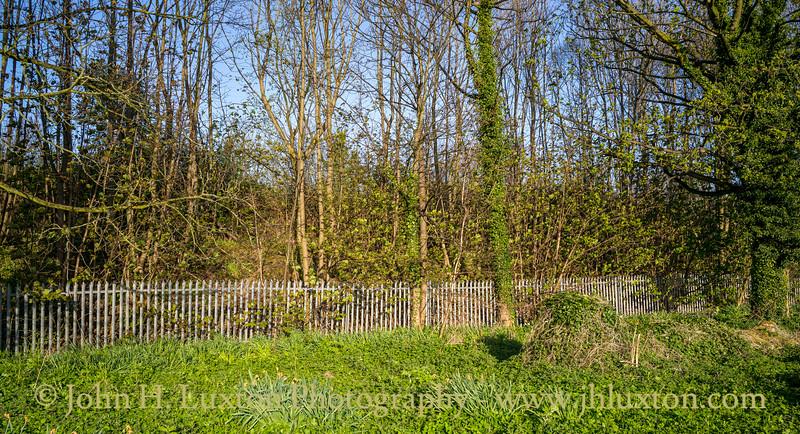 Wavertree Playground Liverpool and Manchester Railway Centenary Ramp - April 13, 2020