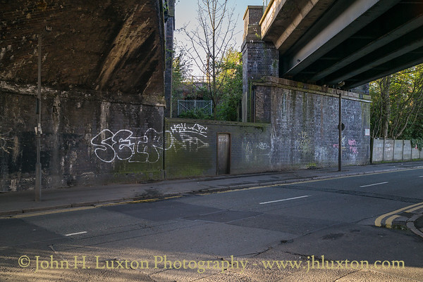 Wavertree Station, Liverpool - April 13, 2020