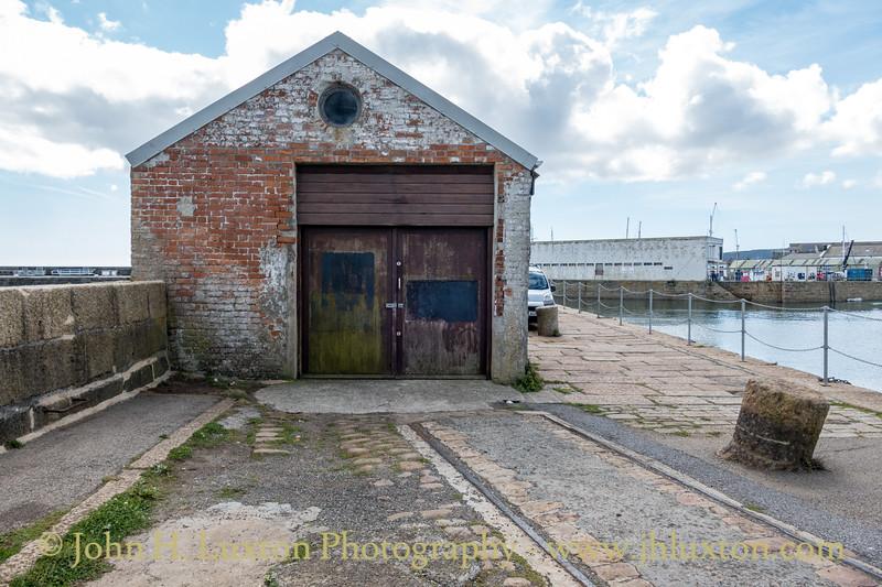 Penzance Harbour Albert Pier Line - September 16, 2021