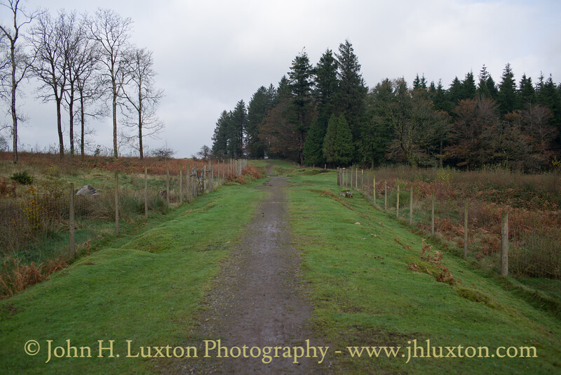 GWR Princetown Branch - October 26, 2017