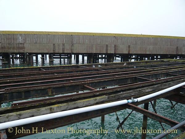 Ryde Pier Tramway - April 12, 2009