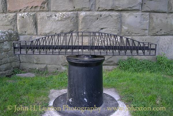 The Severn Railway Bridge - April 2014