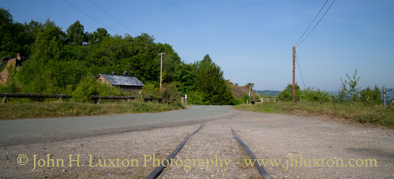 Snailbeach District Railways, Shropshire - May 28, 2020