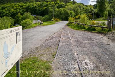 Snailbeach District Railways, Shropshire - May 13, 2020