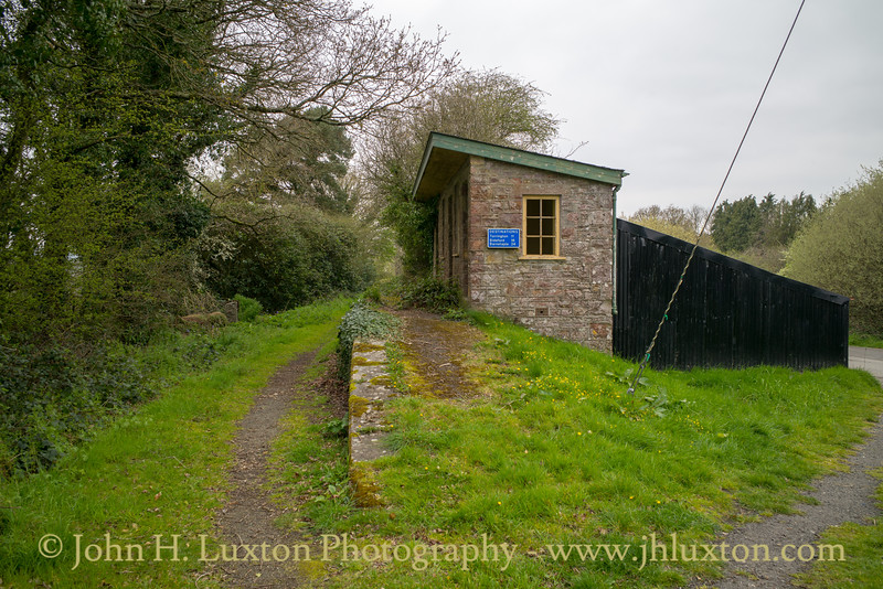 Meeth Halt, Devon - April 10, 2019