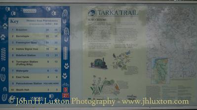 Petrockstow Station, Devon - October 23, 2017