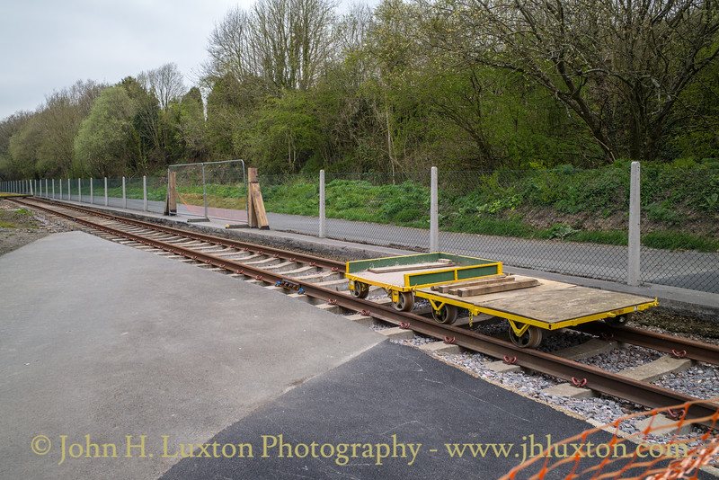 Torrington Station - Devon, April 10, 2019