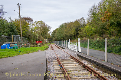 Torrington Station - Devon, October 28, 2019