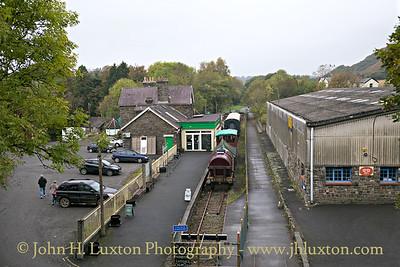 Torrington Station - Devon, October 24, 2016