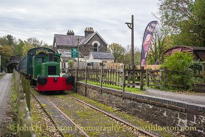 Torrington Station - Devon, October 28, 2019