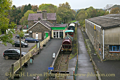 Torrington Station - Devon, October 24, 2016