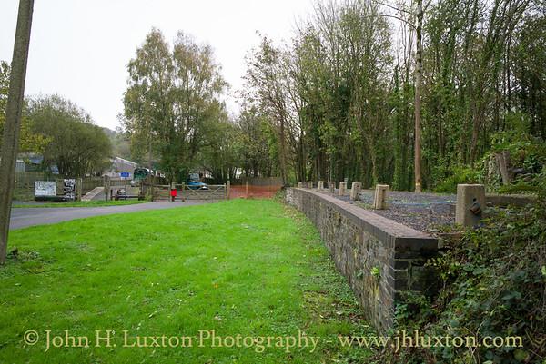 Torrington Station - Devon, October 23, 2017