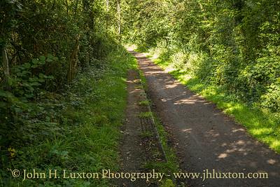 North Devon and Cornwall Junction Light Railway - Torrington to Watergate Halt - September 06, 2020