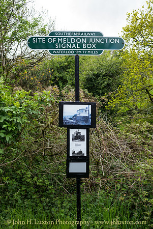 Meldon Junction - May 18, 2021