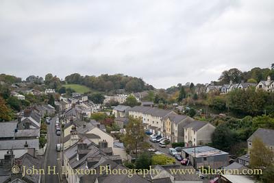 View west from Tavistock Viaduct
