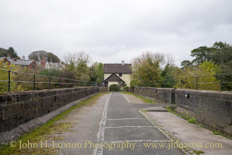 Tavistock Viaduct - October 27, 2016