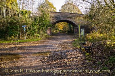 Birkenhead Joint Railway - Parkgate to Hadlow Road - November 13, 2020