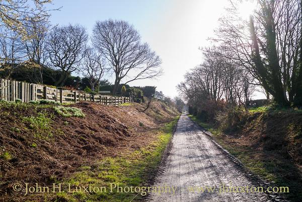 Birkenhead Joint Railway - West Kirby to Heswall - February 06, 2020