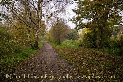 Birkenhead Joint Railway - Parkgate to Hadlow Road - November 06, 2020