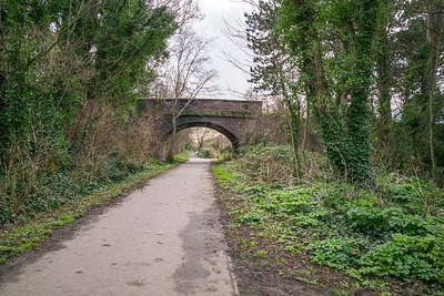 Birkenhead Joint Railway - West Kirby to Heswall - January 30, 2020