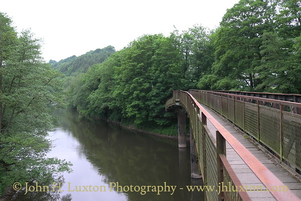 Penallt Viaduct - Wye Valley Railway - June 01, 2016