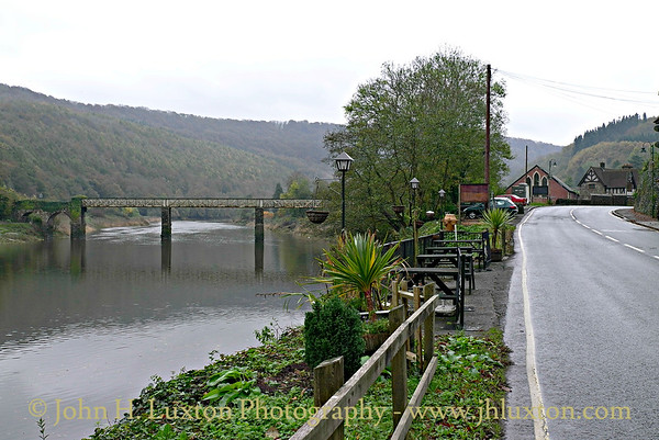 Tintern Wireworks Branch Line - October 30, 2014
