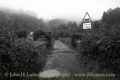 Tintern Wireworks Branch Line - August 24, 2015